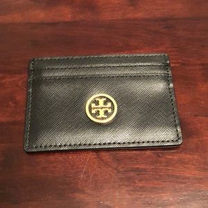NWOT Tory Burch Robinson Card Case / Holder